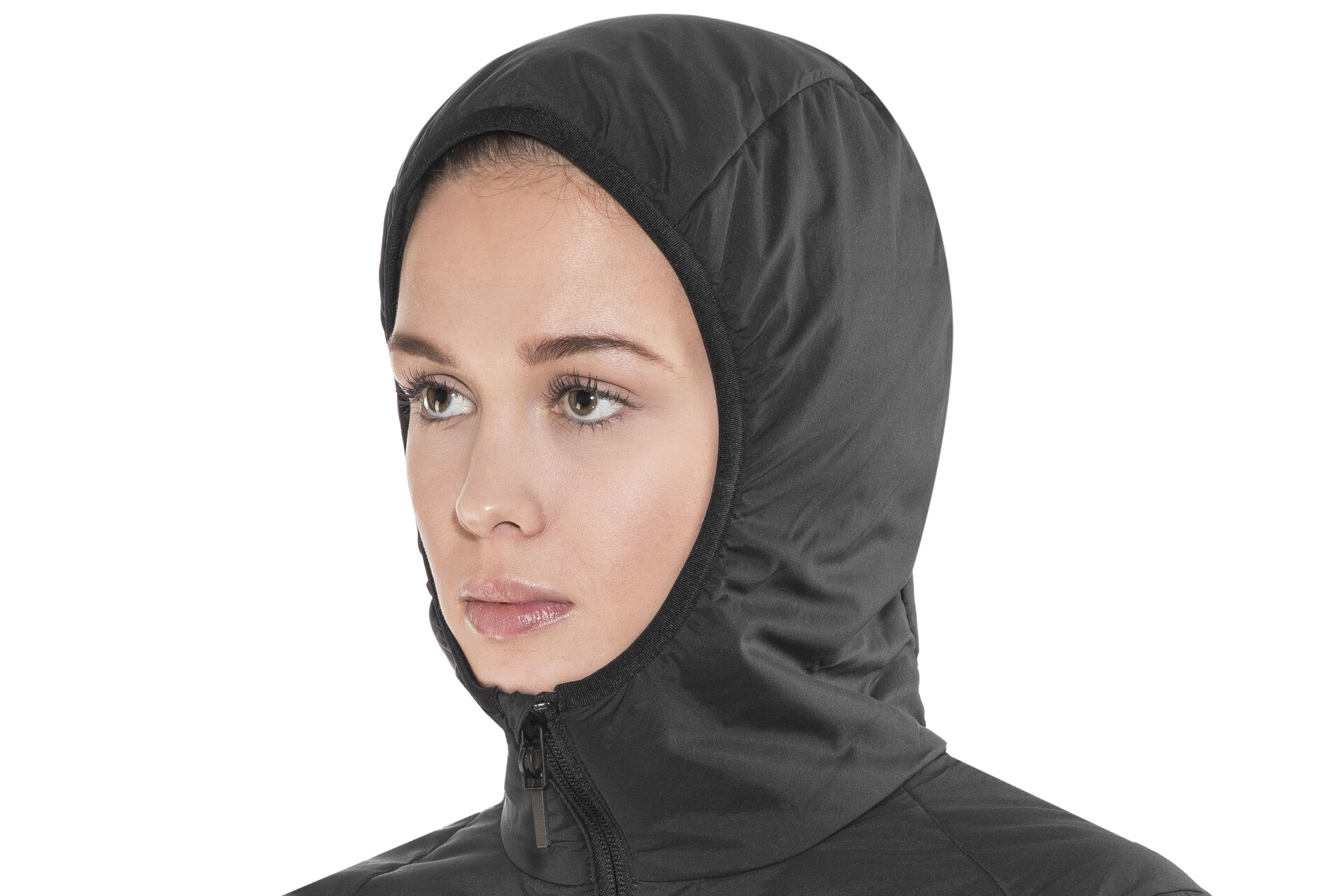Black Diamond First Light Jacket Women greyblack at